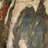 Organisch II, acryl op papier 65x60 cm. Y. Kieft 12-2006 (5)